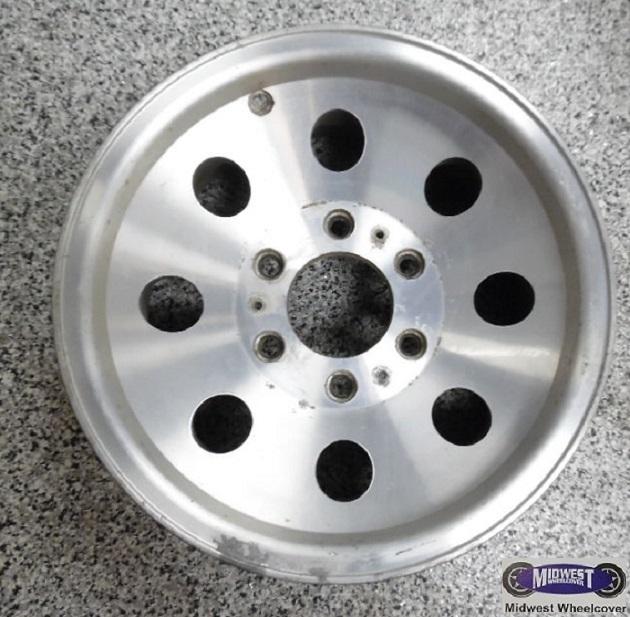 1228 Used Rims 15x7 6 Lug 5 1 2 Quot 79 91 Chevy Tr 4x4