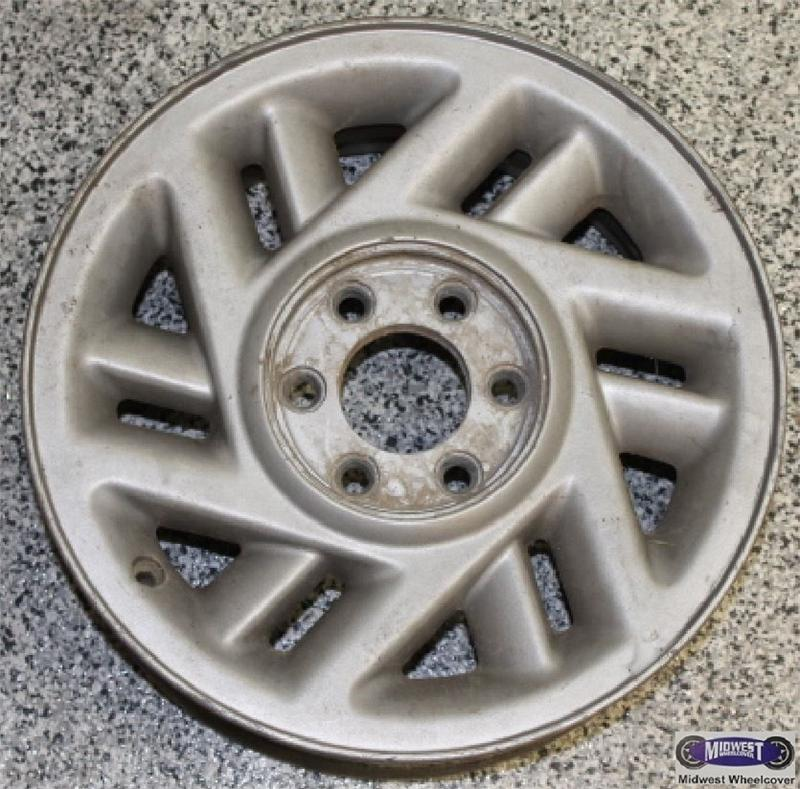 "Dodge Dakota 6 Lug Rims: 2001, Used Rims, 15X6, 6 LUG, 4-1/2"", 91-93, DODGE, DAKOTA"
