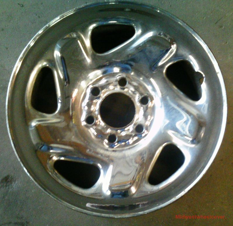 "2037, Used Rims, 15X6, 6 LUG, 4-1/2"", DODGE, DAKOTA, 5"