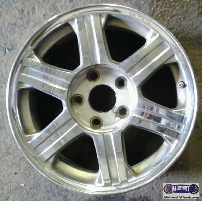 "Chrysler Pacifica Rims For Sale: 2258, Used Rims, 19X7-1/2, 5 LUG, 5"", 05-08, CHRYSLER"