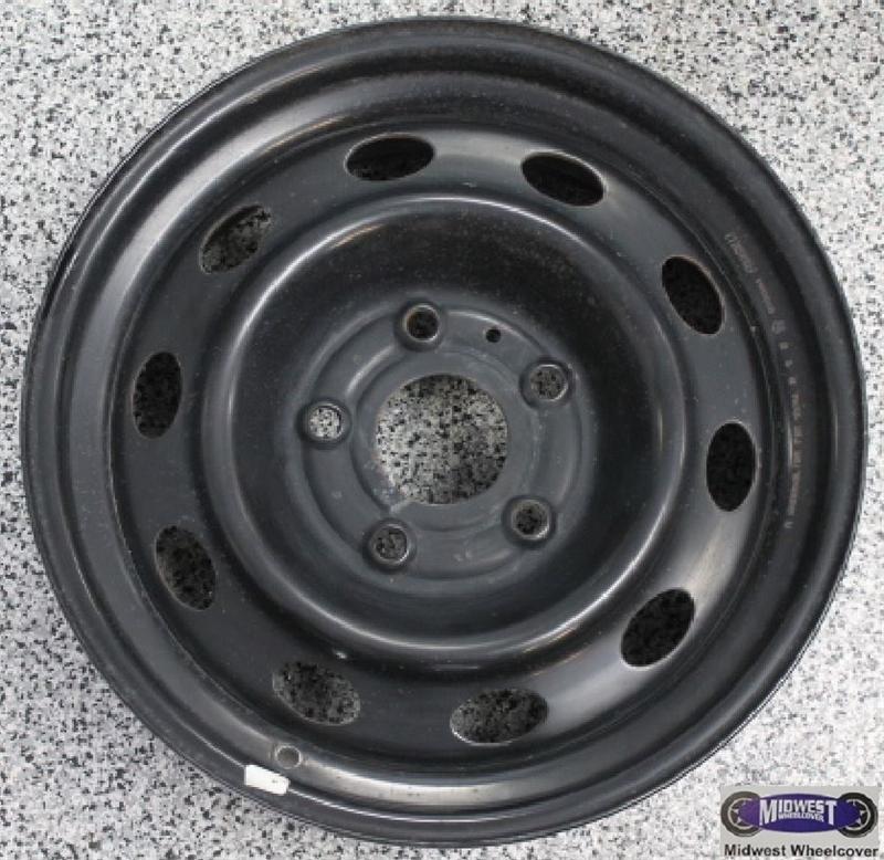 Wheel on Dodge Dakota Rims Center Caps