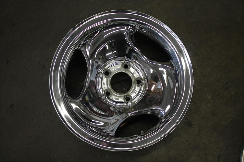 3202c Used Rims 16x7 5 Lug 4 1 2 Quot 96 98 Ford