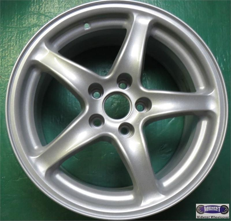 3285 Used Rims 17x8 5 Lug 4 1 2 Quot 98 04 Ford Mustang