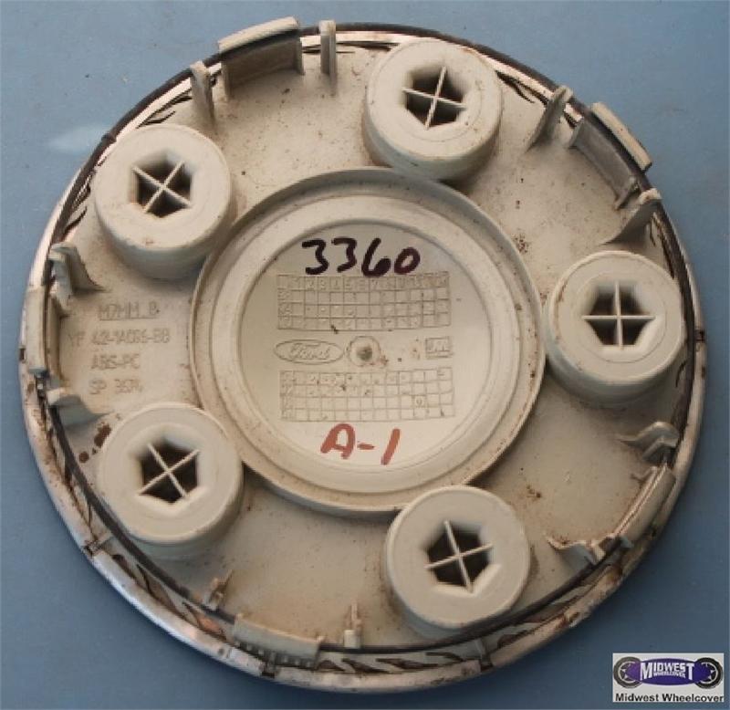 3360a Center Cap 16 Quot 00 07 Mercury Ford Sable