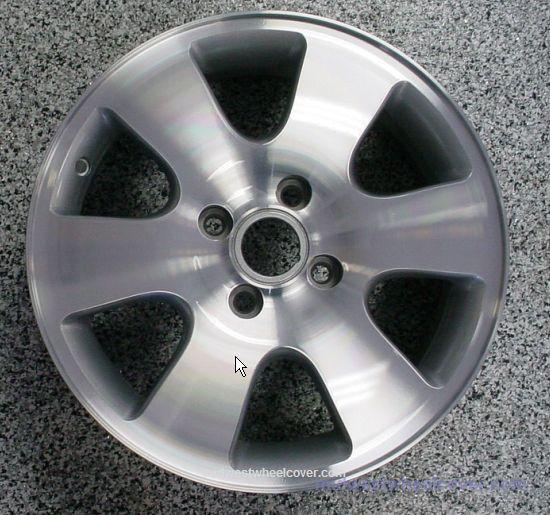3438b Used Rims 16x6 4 Lug 4 1 4 00 03 Ford Focus