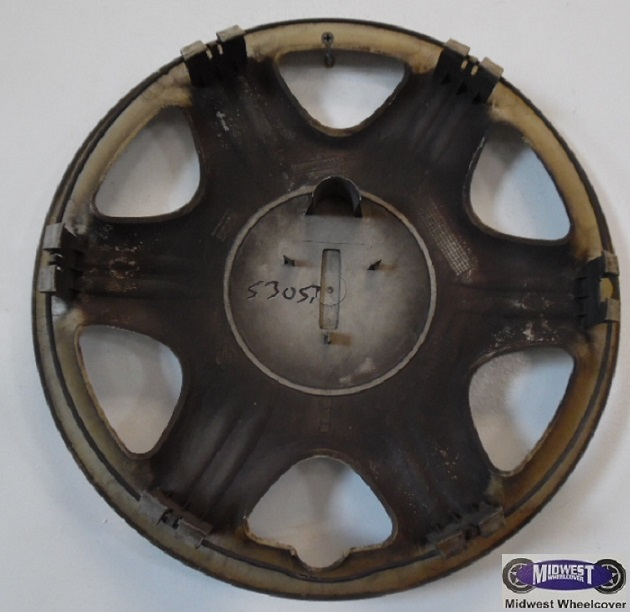 "53057, HUBCAP USED, 14"", 98-99, NISSAN, SENTRA, SPARKLE ..."