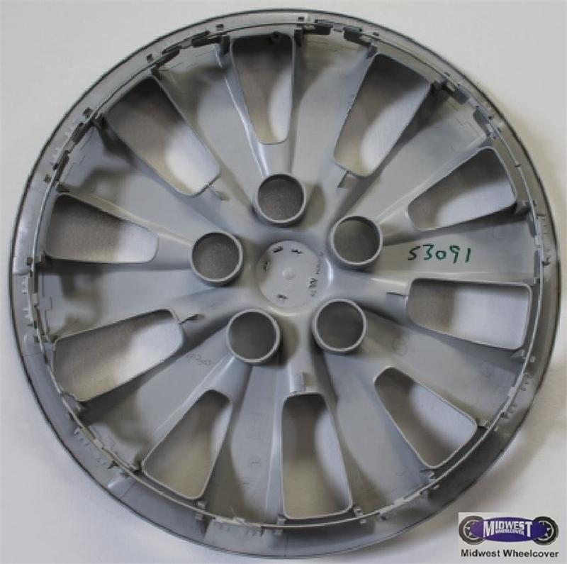 "53091, HUBCAP USED, 16"" 2014, NISSAN, SENTRA, SPARKLE ..."