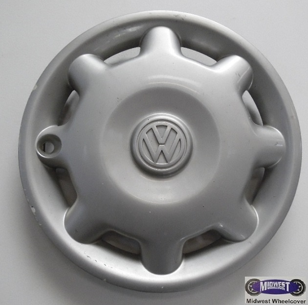 61524 Hubcap 14 Quot 93 99 Vw Golf Jetta 8 Rounded