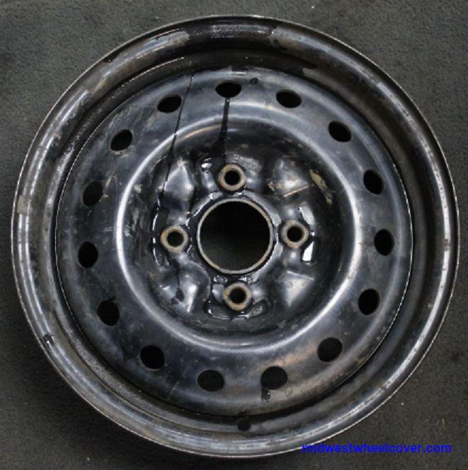 """62302, Used Rims, 15X6, 4 LUG, 4-1/2"""", 93-06, Nissan ..."""