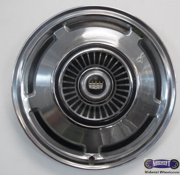 674 Hubcap 15 Quot 70 Ford Pass 31 Bars Black Ford