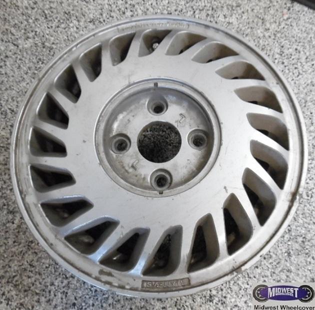 71636L, Used Rims, 15X5-1/2, 4 LUG, 115MM, 87-88, Acura