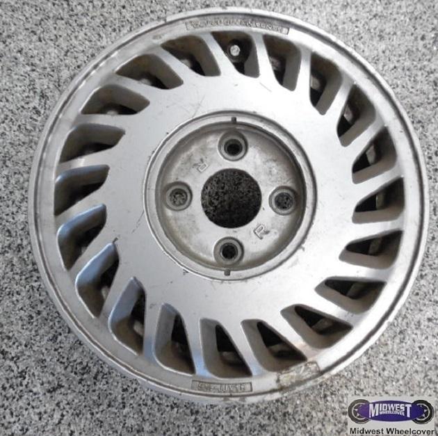 71636R, Used Rims, 15X5-1/2, 4 LUG, 115MM, 87-88, Acura