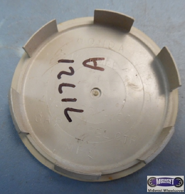 71721a, CENTER CAP USED, 02-04, ACURA, RSX, SPARKLE SILVER
