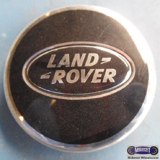 Land Rover Logo Cap: 72234, CENTER CAP USED, 12-15, LAND ROVER, EVOQUE, CHROME
