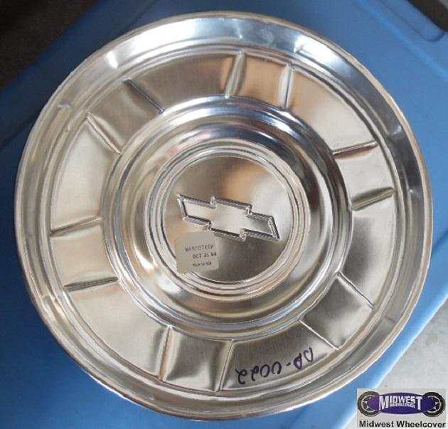 Chevrolet Dog Dish Used Dd 0022 78 00 Truck Van