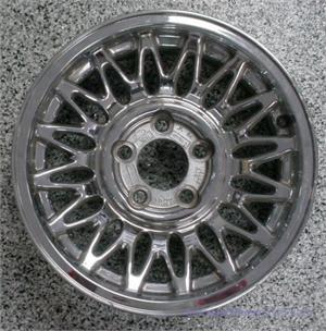 3053a Used Rims 15x6 1 2 5 Lug 4 1 2 93 97 Lincoln Town Car