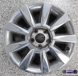 3804 Used Rims 17x7 1 2 5 Lug 4 1 2 10 11 Lincoln Mkz Alum