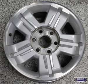 5300 Used Rims 18x8 6 Lug 5 1 2 07 Opt N87 Chevy