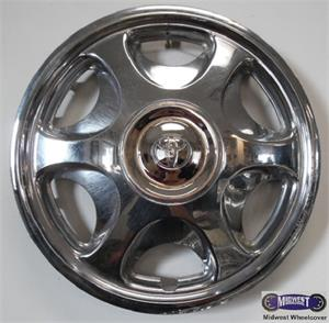 61095a Hubcap 14 Quot 92 00 Toyota Camry Corolla Tacoma