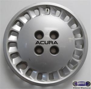 63001 Hubcap 14 Quot 88 89 Acura Integra 19 Spoke Black