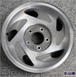 Wheel on 2000 Mercury Cougar Aftermarket