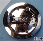 "CHEVY 92-/'99 NO LOGO 7-3//4/"" DIA 5015b   SET MACHINED GMC AFTERMARKET CAP"