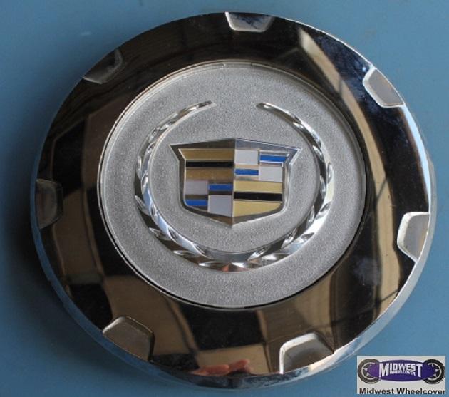 5358a, CENTER CAP USED,07-10, CADILLAC, ESCALADE, ESCALADE