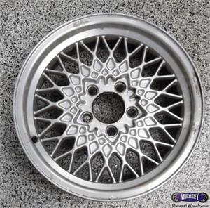 1698 Used Rims 16x7 5 Lug 4 1 2 90 92 Lincoln Continental